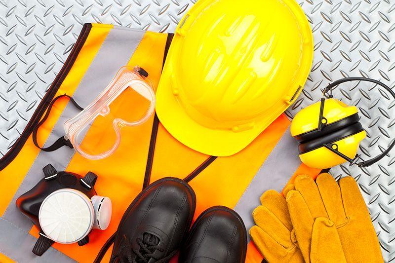 EPI E EPC - ferramentas na construção civil