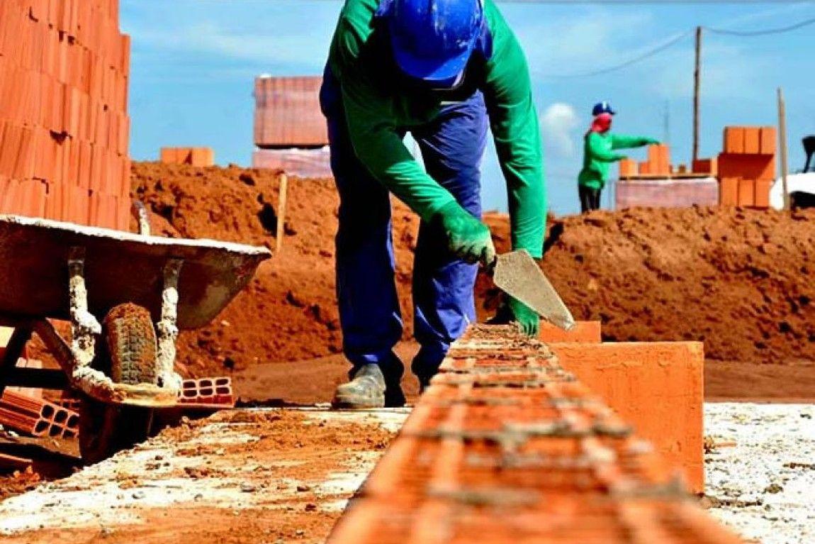 Vagas de emprego - construção civil - construtora