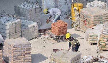Construção civil - insumos da construção - construtoras