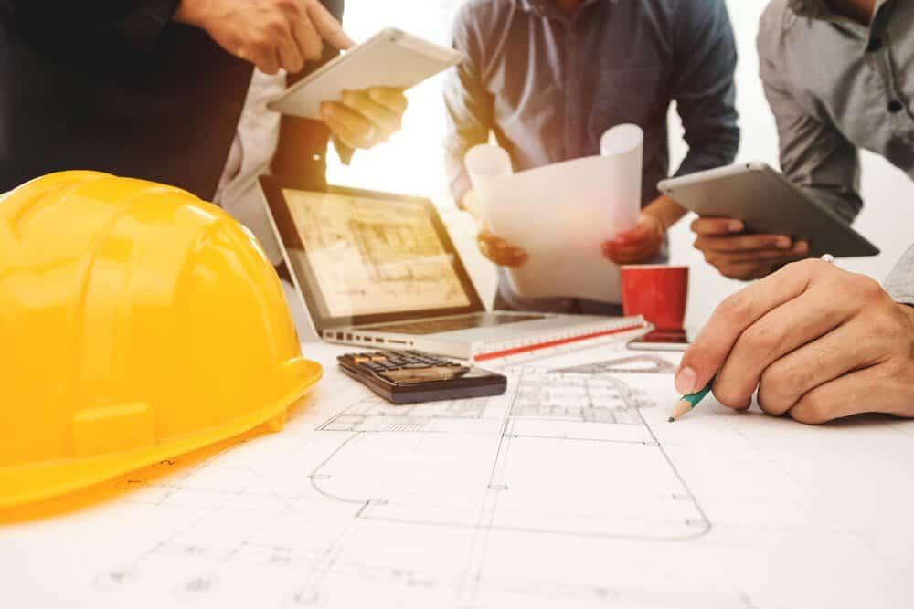 Investir para crescer construção civil
