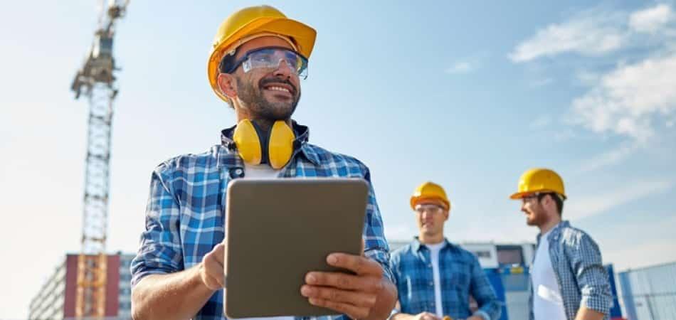 Utilizando Tecnologia Mobile para a gestão do canteiro de obras