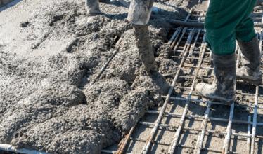concreto - concretagem - construção civil - cimento - obras