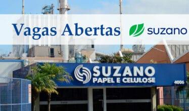 Suzano abre vagas de emprego para construção civil de nova fábrica