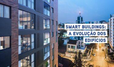 construção civil - smart buildings - smart citys