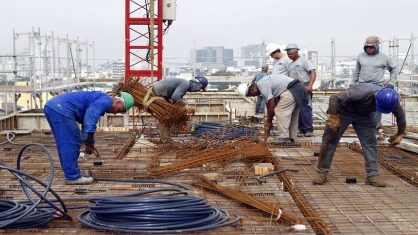 emprego - vagas - construção - obras - técnico - sp - ce