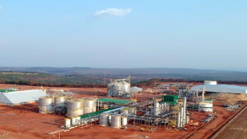 Obras - usina - etanol - MS - empregos - oportunidades