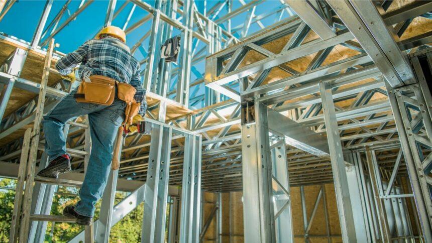 Com a construção modular sendo utilizada em obras de construção civil, que visa a sustentabilidade e um preço menor que as casas tradicionais