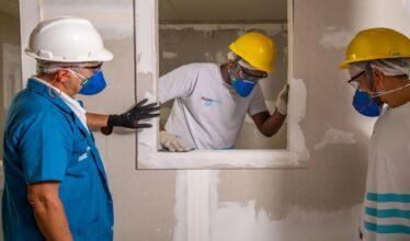 Com parceria entre a Firjan Senai e a Prefeitura do Rio, muitas vagas estão abertas para curso profissionalizante no setor de Obras de Construção Civil